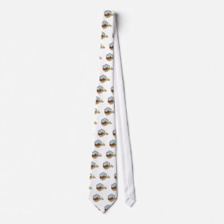 City Of Raleigh Neck Tie