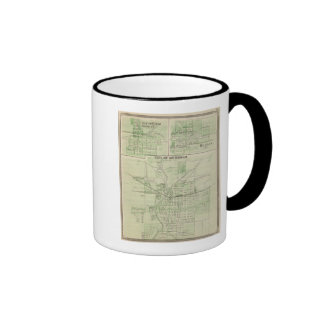 City of Richmond, Wayne Co with Centreville Ringer Mug