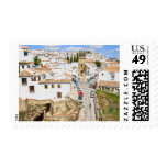 City of Ronda in Spain Stamp