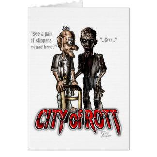 City of Rott Merchandise Card