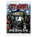 City of Rott Merchandise Cards
