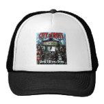 City of Rott Merchandise Mesh Hats