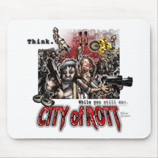 City of Rott Merchandise Mouse Pad