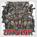 City of Rott Merchandise Sticker