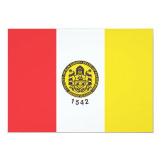 City of San Diego flag Card