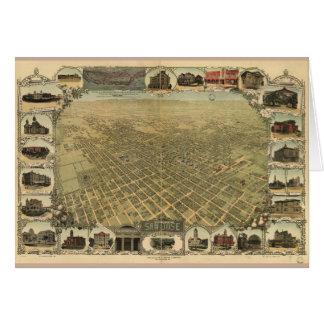 City of San Jose California in 1901 Card