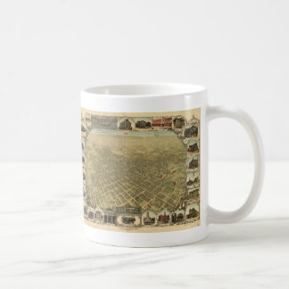 City of San Jose California in 1901 Coffee Mug
