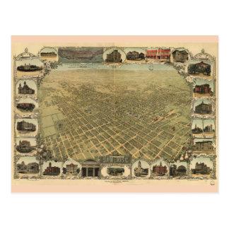 City of San Jose California in 1901 Postcard