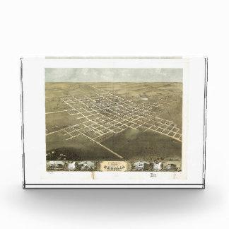 City of Sedalia Pettis County Missouri (1869) Award