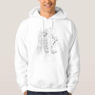 City of sound hoodie