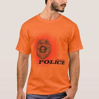 City of Springfield Ohio Police Department Shirt. T-Shirt