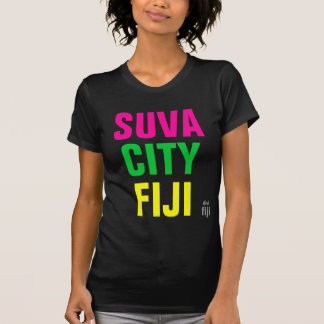 City of Suva T-Shirt