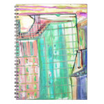 City of the Future or Past? Spiral Note Book
