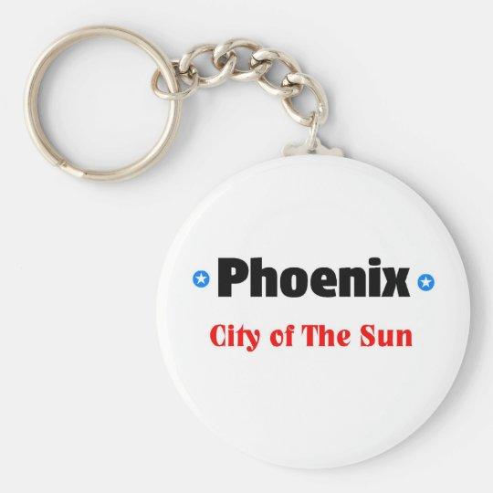 City of the sun keychain