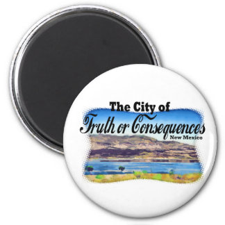 City of Truth or Consequences Magnet