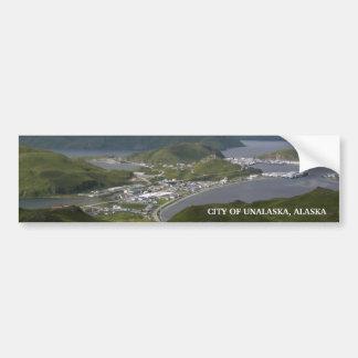 City of Unalaska, Alaska Bumper Sticker