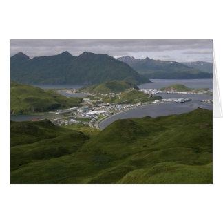 City of Unalaska, Alaska Card