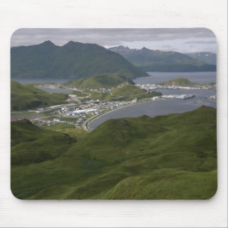 City of Unalaska, Alaska Mouse Pads
