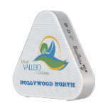CITY OF VALLEJO HOLLYWOOD NORTH BLUETOOTH SPEAKER