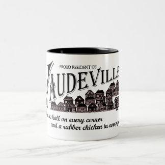 City of Vaudeville Mug