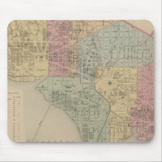 City of Washington Mouse Pad