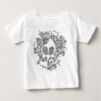 """City of Wonder"" Babies' T-Shirt"