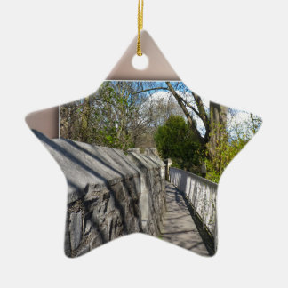 City of York, city walls. Ceramic Ornament