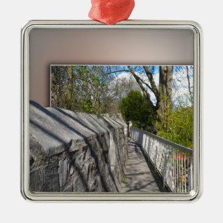 City of York, city walls. Metal Ornament