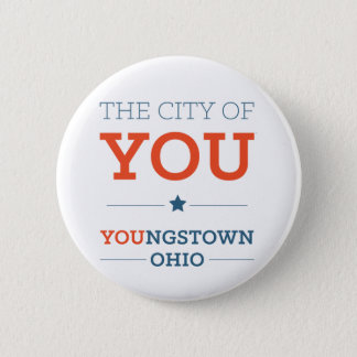 City of You Round Button