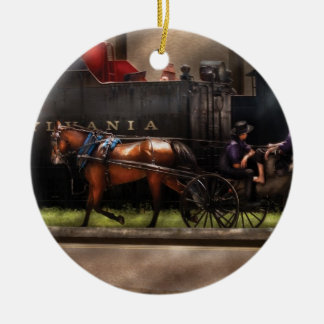 City - PA - You got to love Lancaster Ceramic Ornament