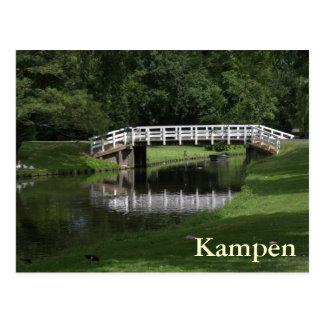 City Park, Kampen Postcard