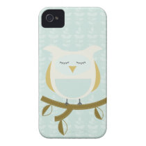 City Park Owl #1 iPhone 4 Case-Mate Case Thin