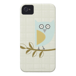 City Park Owl #3 iPhone 4 Case-Mate Case Thin