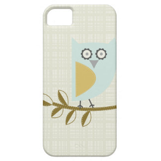 City Park Owl #3 iPhone 5 Case-Mate Case Thin