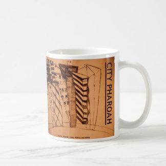 CITY PHAROAH COFFEE MUG