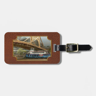 City - Pittsburg PA - Great memories Bag Tag