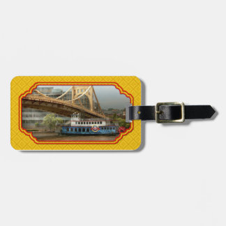 City - Pittsburg PA - Great memories Luggage Tag