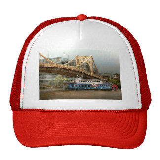 City - Pittsburg PA - Great memories Trucker Hat