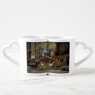 City - Pittsburg, PA - Wiener World Coffee Mug Set