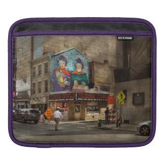 City - Pittsburg, PA - Wiener World iPad Sleeve