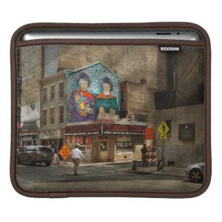 City - Pittsburg, PA - Wiener World iPad Sleeves