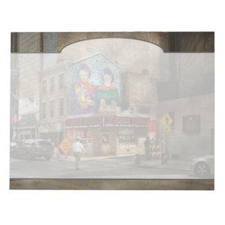 City - Pittsburg, PA - Wiener World Notepad