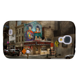 City - Pittsburg, PA - Wiener World Samsung Galaxy S4 Case