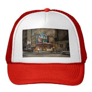 City - Pittsburg, PA - Wiener World Trucker Hat