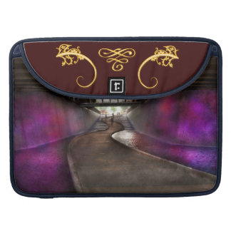 City - Pittsburgh, PA - Welcome to the future MacBook Pro Sleeve