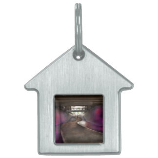 City - Pittsburgh, PA - Welcome to the future Pet ID Tag