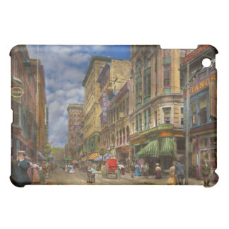 City - Providence RI - Living in the city 1906 Cover For The iPad Mini