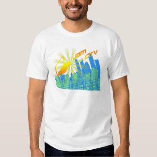 City R1 White T Shirt