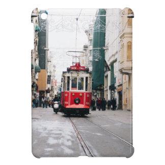 City Rail Car iPad Mini Cover