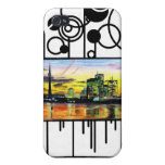 City Reflection iPhone 4 Cases